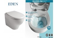 1Eden vas wc suspendat Rim-Away