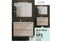 Love set mobilier 90 frasin